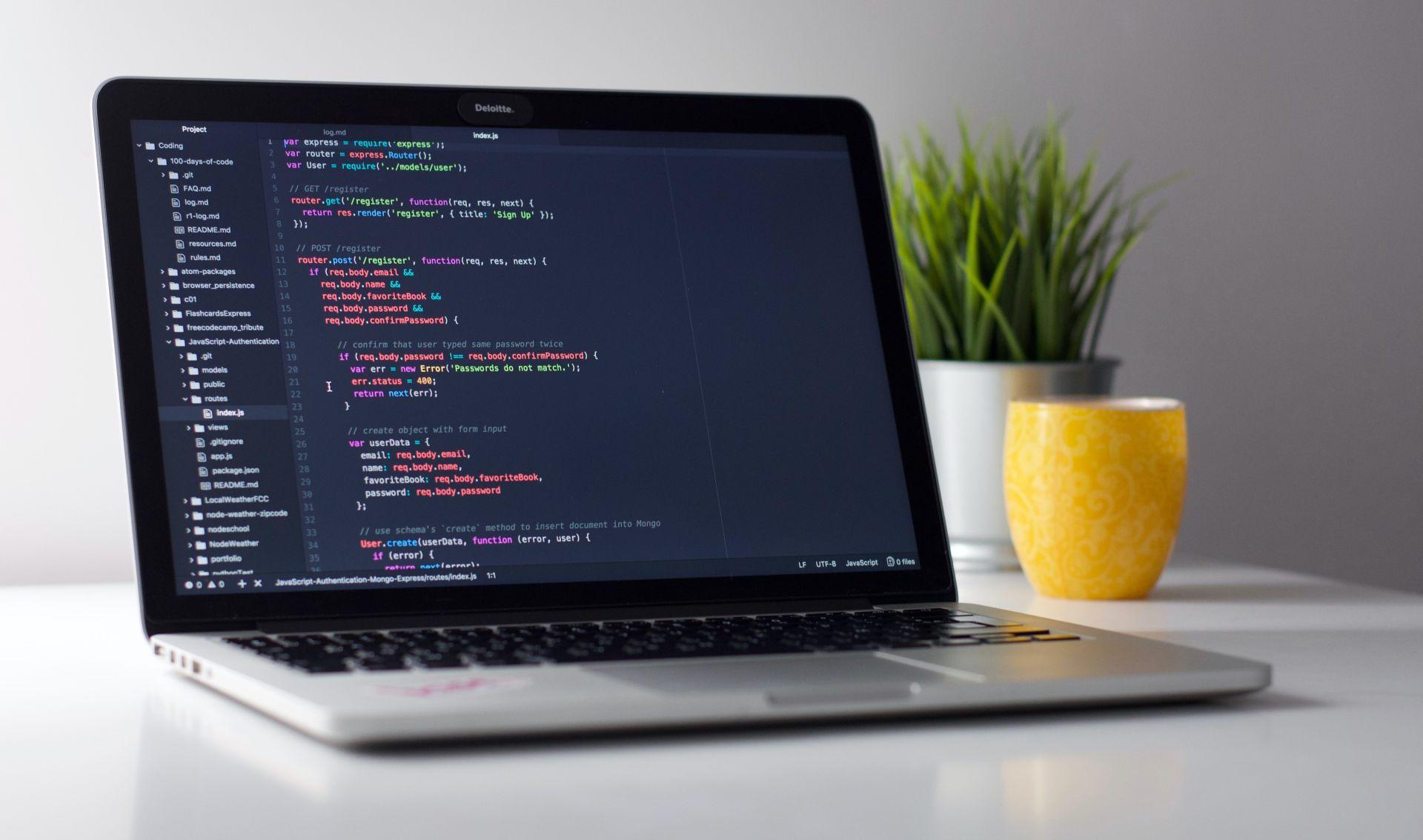 Programiranje za začetnike je odlična odrivna deska uspešne kariere na tem področju