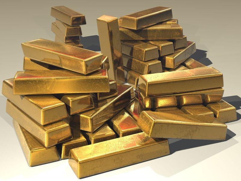 Vrednost zlata narašča, izkoristite trenutno stanje